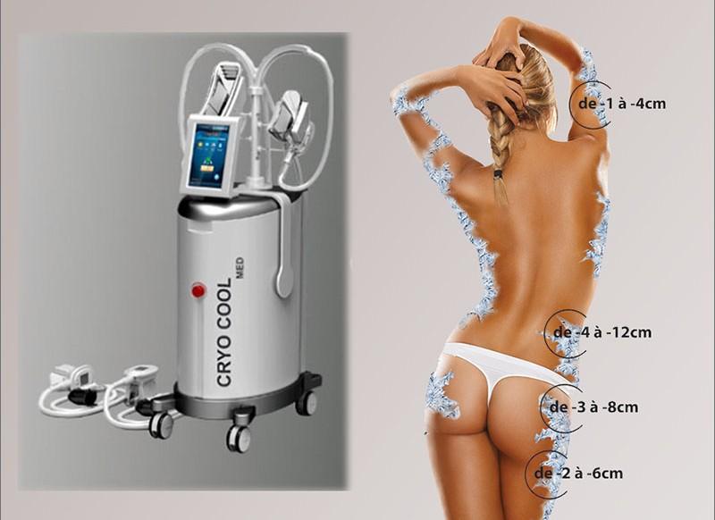 Cryolipolyse Cryo Cool Med